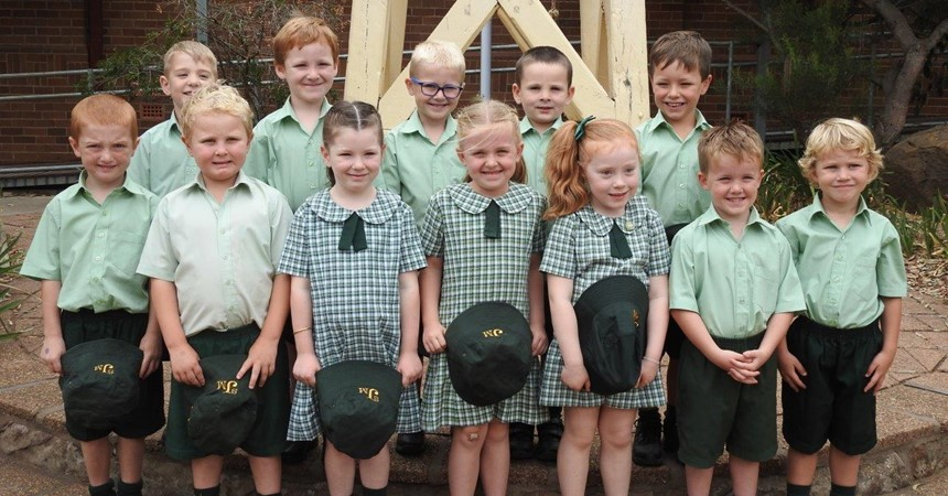KINDY STARTERS 2018: MERRIWA
